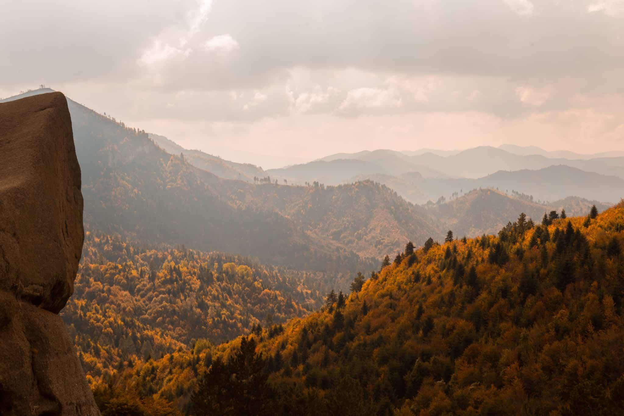 Herbst im Bredhi i Drenoves National Park, Foto: Bredhi i Drenoves National Park
