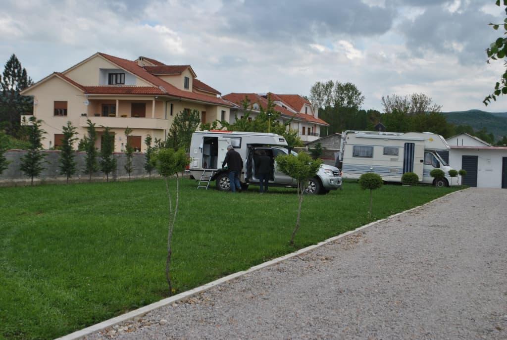 Camping | Foto: Schutzgebiet Pogradec – Ohridsee