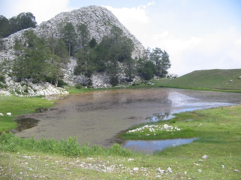 Dragani lake | photo: Shebenik-Jabllanicë National Park