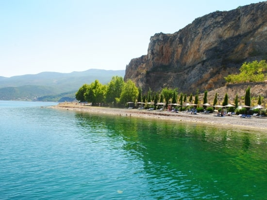Lakeshore Ohrid lake | Photo: Proteced Area of Pogradec – Lake Ohrid