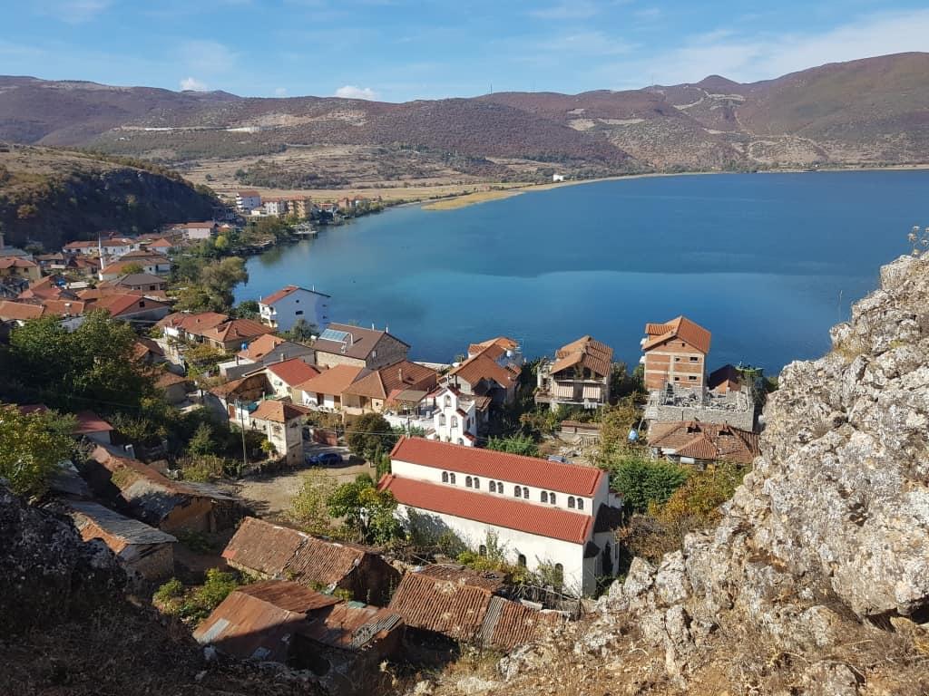 Lin village | Photo: Protected Area of Pogradec – Lake Ohrid