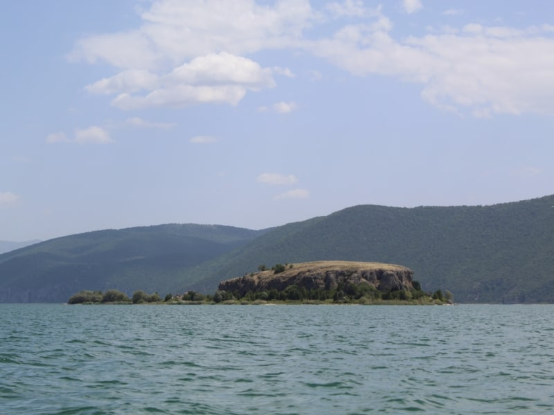 Island of Maligrad | Photo: Prespa National Park