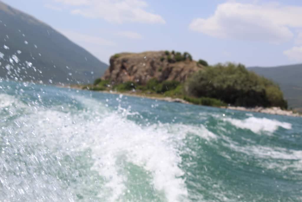 Bootstour auf dem Prespasee | Foto: Nationalpark Prespa