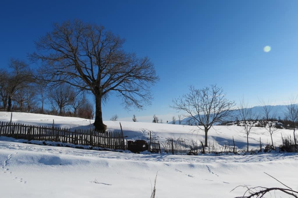 winter snow landscape | photo: Shebenik-Jabllanicë National Park